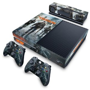 Xbox One Fat Skin - Tom Clancy's The Division