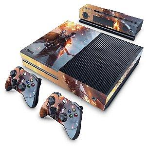 Xbox One Fat Skin - Battlefield 1