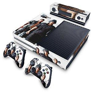 Xbox One Fat Skin - Final Fantasy XV #B