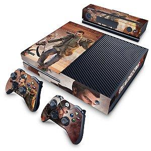 Xbox One Fat Skin - Dead Rising 4