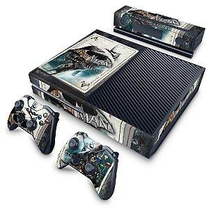 Xbox One Fat Skin - Batman Return to Arkham