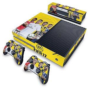 Xbox One Fat Skin - FIFA 17