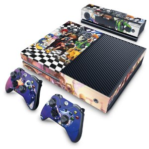 Xbox One Fat Skin - Kingdom Hearts