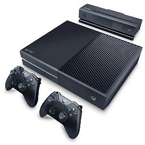 Xbox One Fat Skin - Transparente