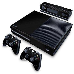Xbox One Fat Skin - Preto Black Piano