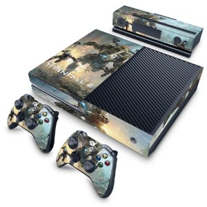Xbox One Fat Skin - Titanfall 2