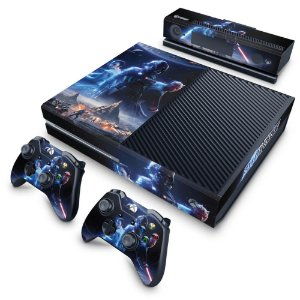Xbox One Fat Skin - Star Wars - Battlefront 2