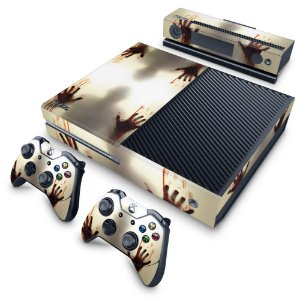 Xbox One Fat Skin - Fear The Walking Dead