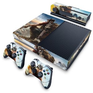 Xbox One Fat Skin - Ghost Recon Wildlands