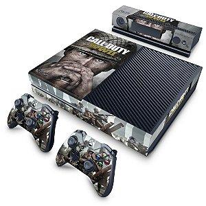 Xbox One Fat Skin - Call of Duty WW2
