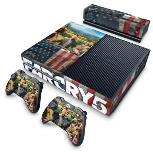 Xbox One Fat Skin - Far Cry 5