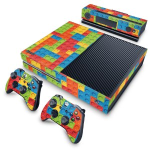 Xbox One Fat Skin - Lego