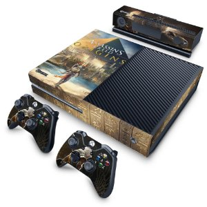 Xbox One Fat Skin - Assassin's Creed: Origins