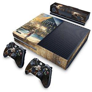 Xbox One Fat Skin - Assassin's Creed: Origins
