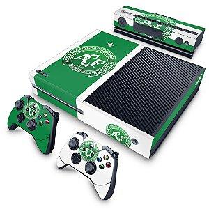 Xbox One Fat Skin - Chapecoense Chape