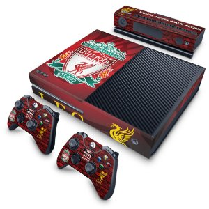 Xbox One Fat Skin - Liverpool