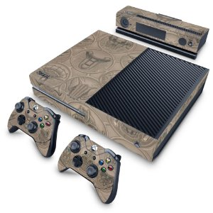 Xbox One Fat Skin - Shadow Of The Colossus