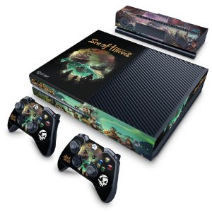 Xbox One Fat Skin - Sea Of Thieves