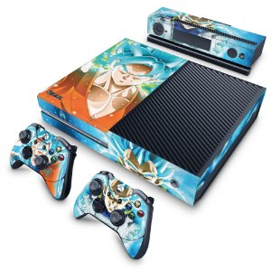 Xbox One Fat Skin - Dragon Ball Super