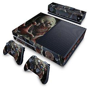 Xbox One Fat Skin - Zombie Zumbi The Walking
