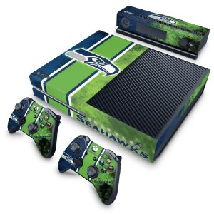 Xbox One Fat Skin - Seattle Seahawks - NFL