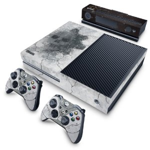 Xbox One Fat Skin - Gears 5 Special Edition Bundle