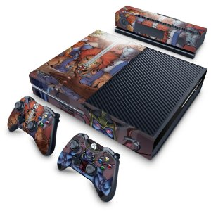 Xbox One Fat Skin - Thundercats