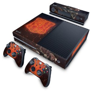 Xbox One Fat Skin - Call of Duty Black ops 4