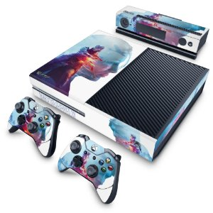 Xbox One Fat Skin - Battlefield V