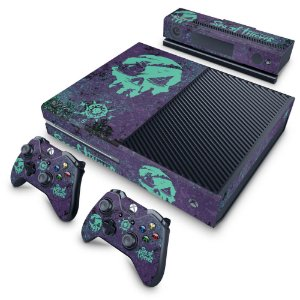 Xbox One Fat Skin - Sea Of Thieves Bundle