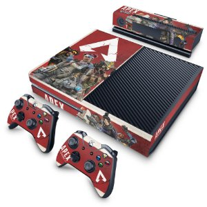 Xbox One Fat Skin - Apex Legends