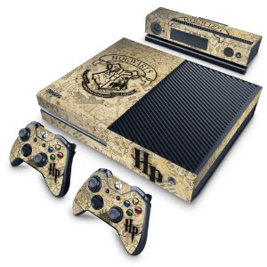 Xbox One Fat Skin - Harry Potter