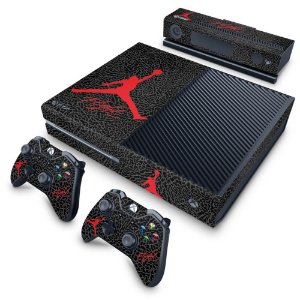 Xbox One Fat Skin - Air Jordan Flight