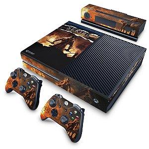 Xbox One Fat Skin - Sekiro
