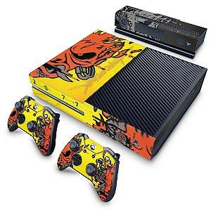 Xbox One Fat Skin - Cyberpunk 2077
