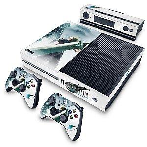Xbox One Fat Skin - Final Fantasy 7 Remake