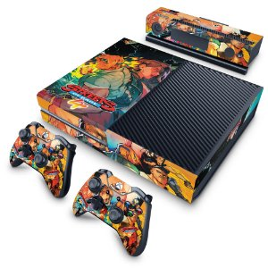 Xbox One Fat Skin - Streets of Rage 4