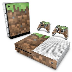 Xbox One Slim Skin - Minecraft