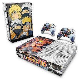 Xbox One Slim Skin - Naruto
