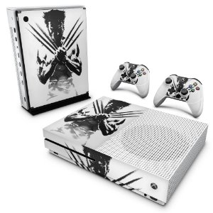 Xbox One Slim Skin - Wolverine - X Men