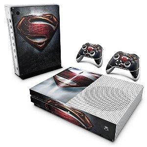Xbox One Slim Skin - Superman - Super Homem
