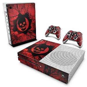 Xbox One Slim Skin - Gears of War - Skull