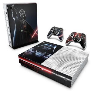 Xbox One Slim Skin - Star Wars - Darth Vader