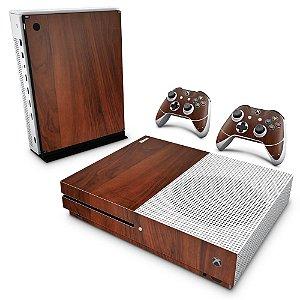 Xbox One Slim Skin - Madeira