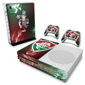 Xbox One Slim Skin - Fluminense
