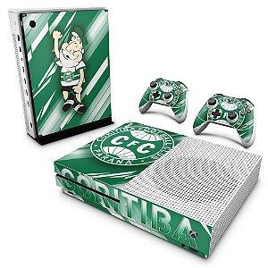 Xbox One Slim Skin - Coritiba
