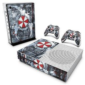Xbox One Slim Skin - Resident Evil