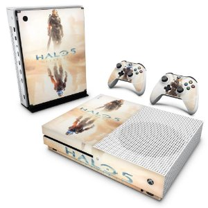 Xbox One Slim Skin - Halo 5: Guardians #A