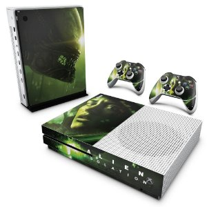 Xbox One Slim Skin - Alien Isolation