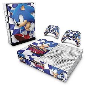 Xbox One Slim Skin - Sonic The Hedgehog